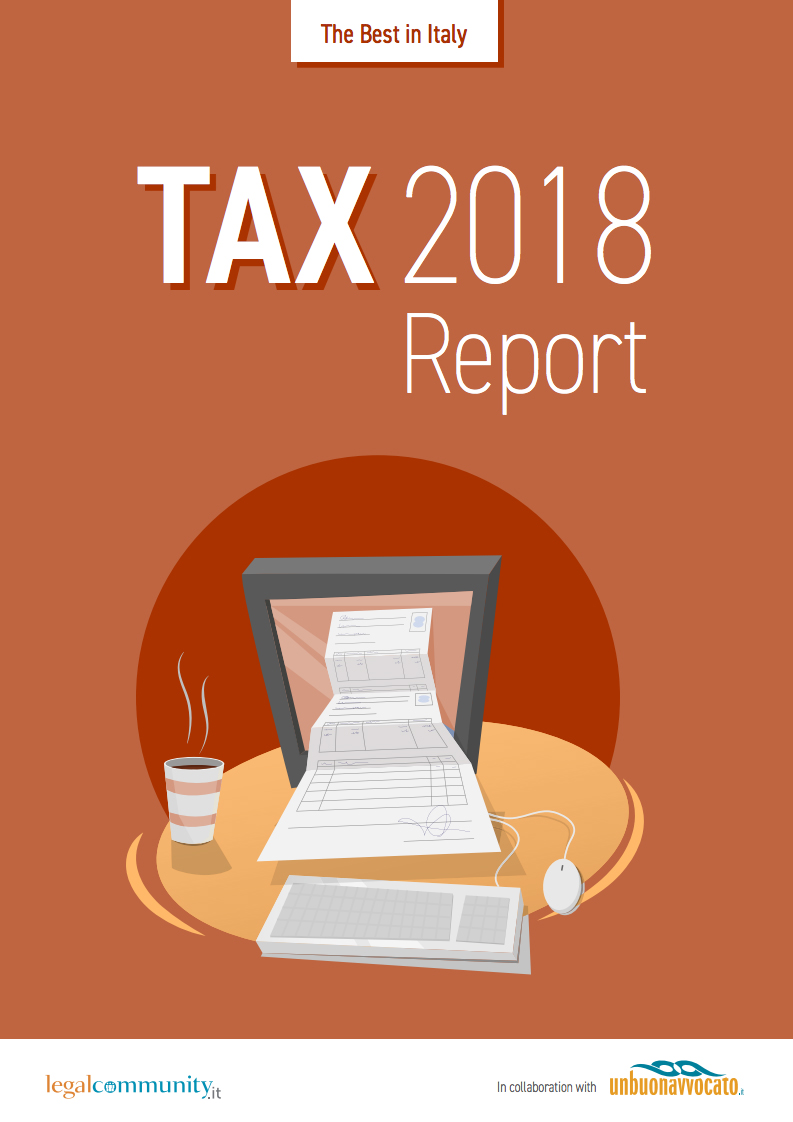 "CARAVATI PAGANI LISTED IN THE REPORT ""THE BEST IN ITALY – TAX REPORT 2018"""