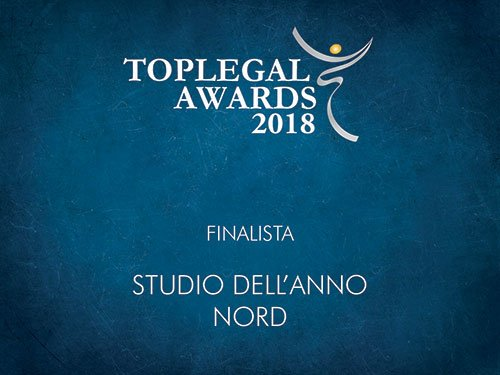 CARAVATI PAGANI TOP LEGAL AWARDS 2018 FINALIST