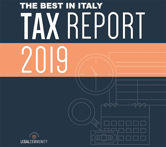 "CARAVATI PAGANI LISTED IN THE REPORT ""THE BEST IN ITALY – TAX REPORT 2019"""