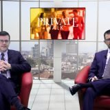 FILIPPO CARAVATI AT PRIVATE TALK DISCUSSES ASSET REVALUATION AND OTHER REGULATORY CHANGES