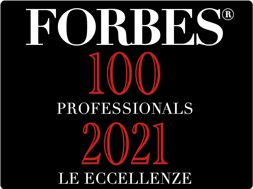 CARAVATI PAGANI AMONG FORBES ITALY'S 100 TOP PROFESSIONALS 2021